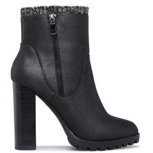 Blima Platform Booties - Shoe Dazzle